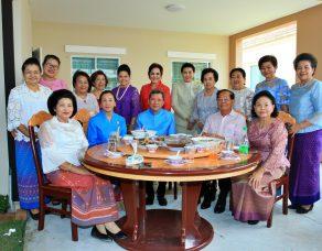 ครอบครัวสิทธิแก้ว ถือฤกษ์ดี 29 กุมภาพันธ์ ทำบุญขึ้นบ้านใหม่